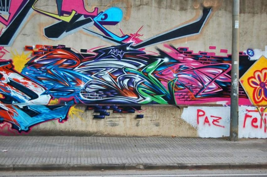 graffiti sant boi persianes lliures rebobinart wallspot (1)