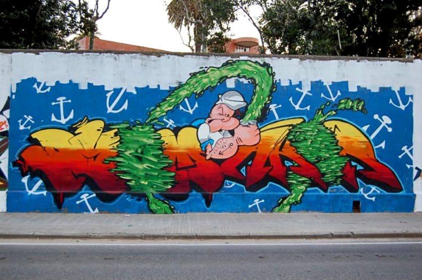 graffiti sant boi persianes lliures rebobinart wallspot (8)