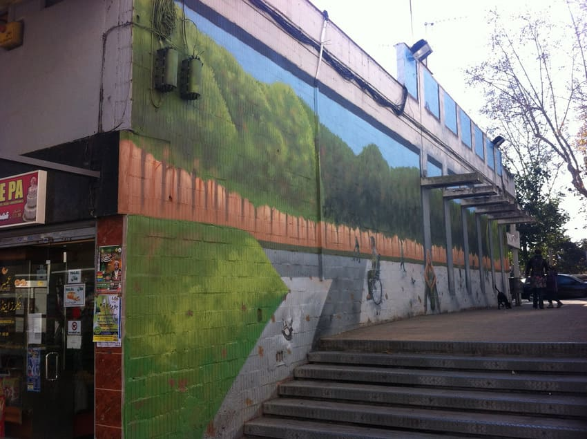 Art Urbà – Eix Besòs