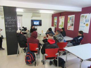Workshop at Casa Sagnier