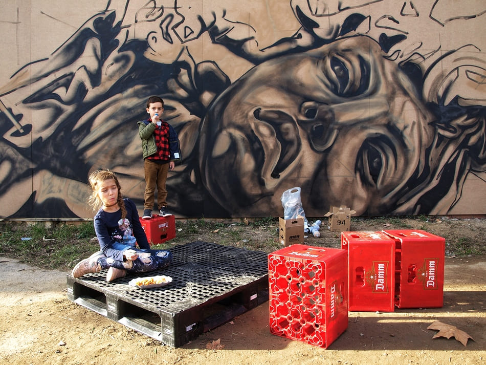 festival de arte urbano barcelona Rebobinart (3)