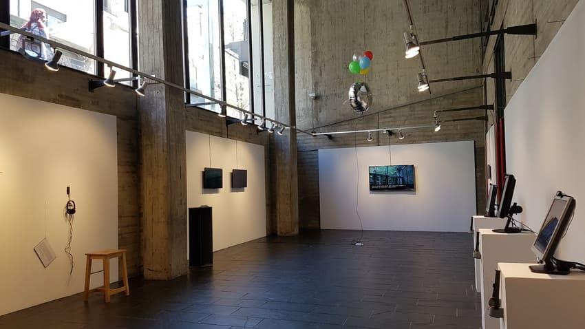 Entrevista Monica Rikic Instal.lació al Museu de Granollers per Womart (3)