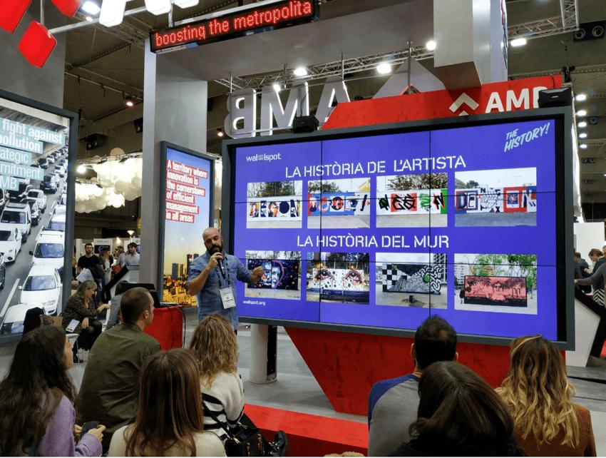 Wallspot x Smart City Expo World Congress