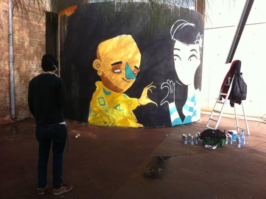 Art Urbà 25N La Farinera