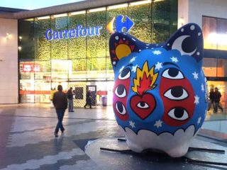 Art in Shopping Centres