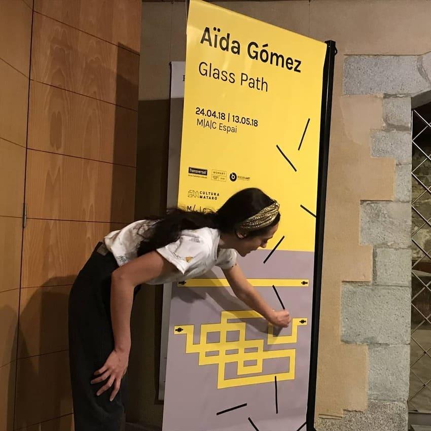 Aïda Gómez WOMART Rebobinart (13)