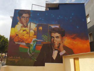 Mural García Lorca