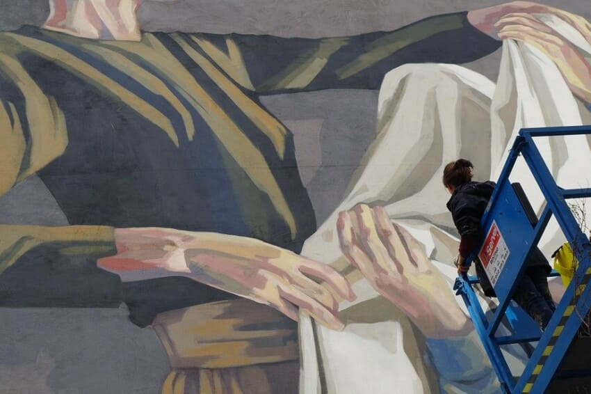 HYURO WOMART REBOBINART streetart reus (5)