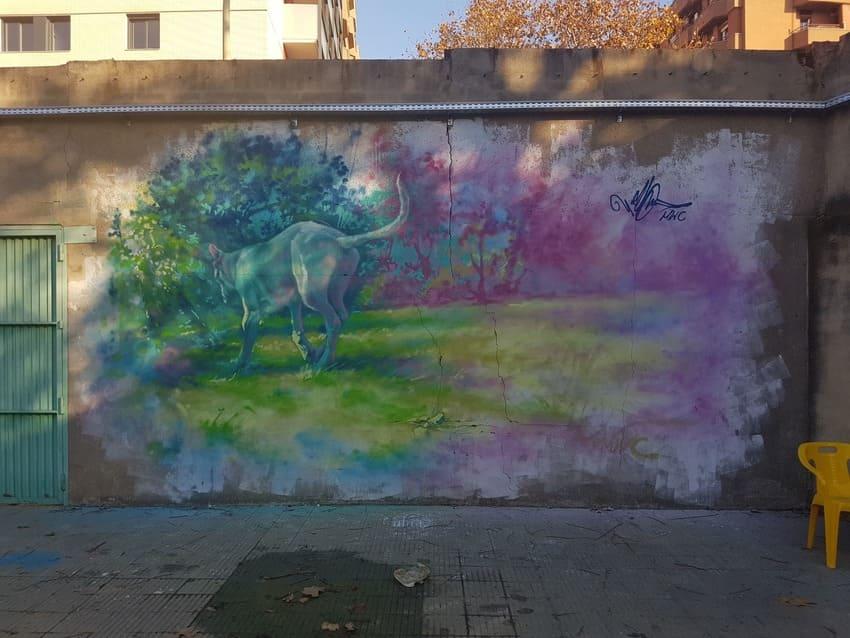Murs Lliures Sant Andreu