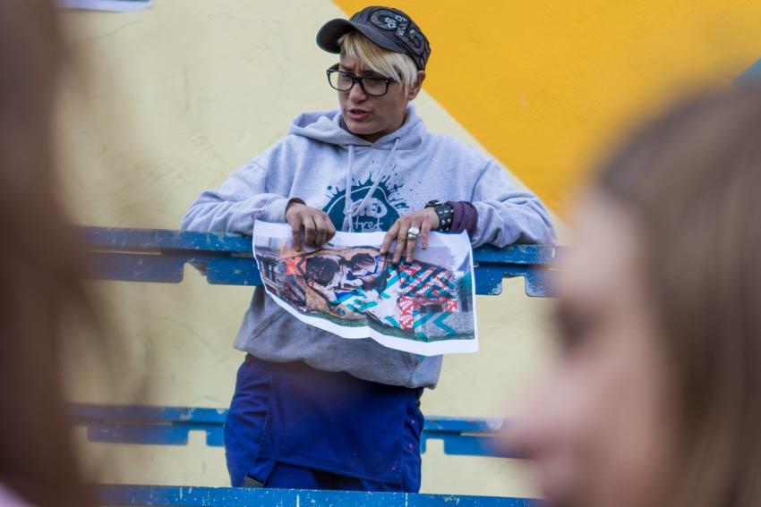 WOMART BTOY Olot art urbà