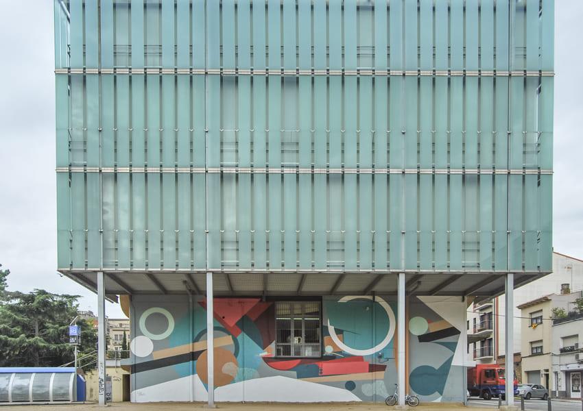 casa de la cultura sant cugat rebobinart art urbà (6)