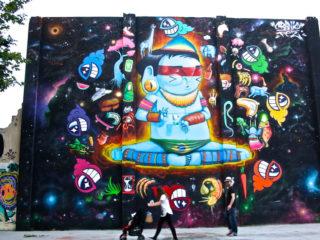 BIG WAALLS by Cranio y Pez