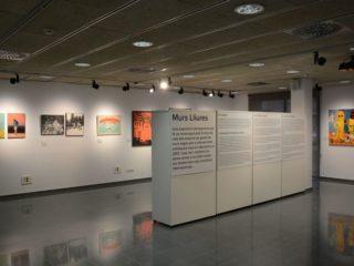 Exposició Murs Lliures