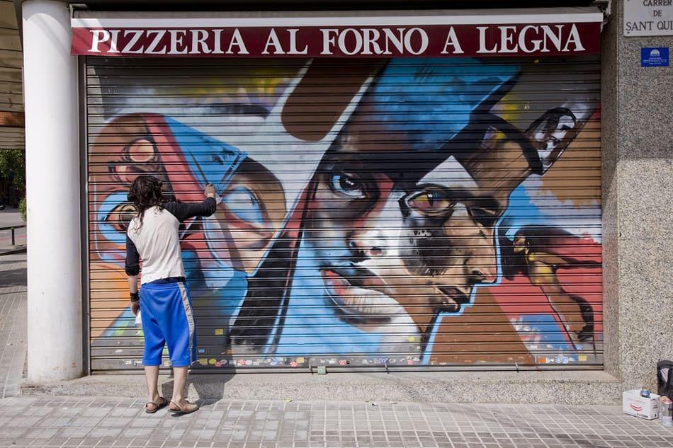 graffiti arte urbano guinardo persianeslliures rebobinart (1)