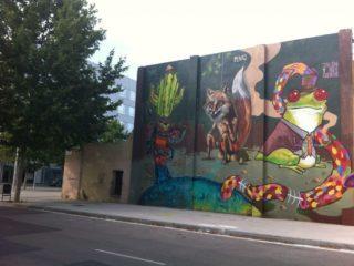 Muros Libres en Sant Martí