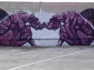 BIG WAALLS by Paola Delfín