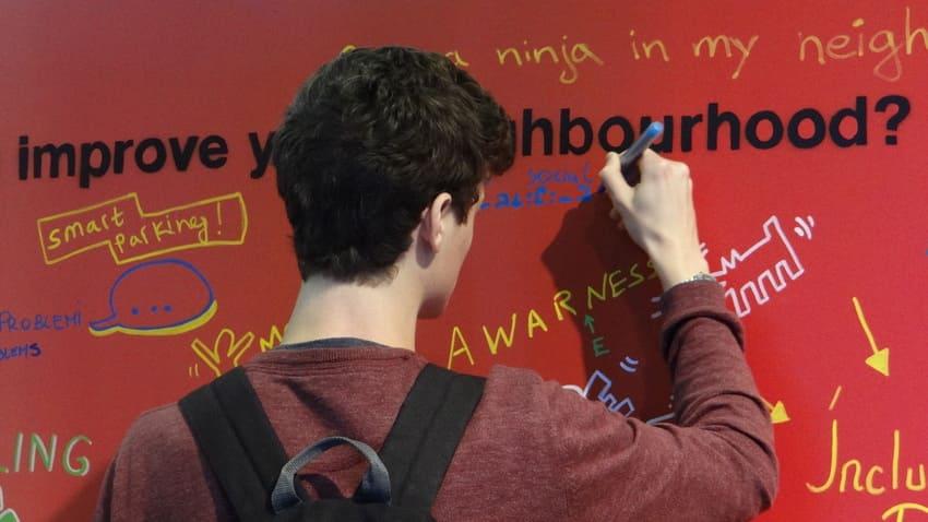 Smart City Congress Creatividad rotuladores