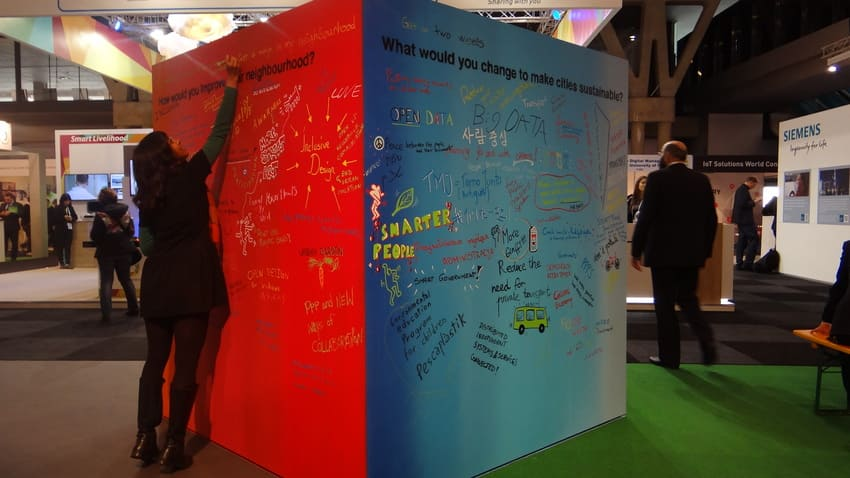 Smart City Congress Creatividad