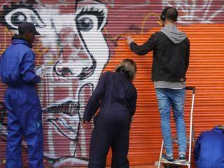 Urban Art Course II