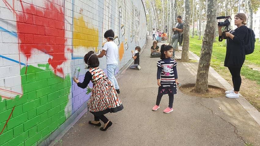 Taller de graffiti en Barcelona