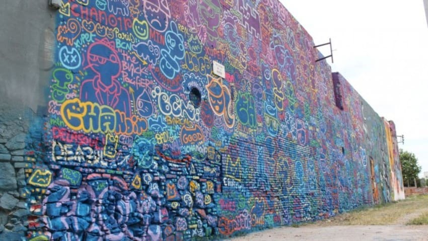 xupet y chanoir graffiti barcelona (4)