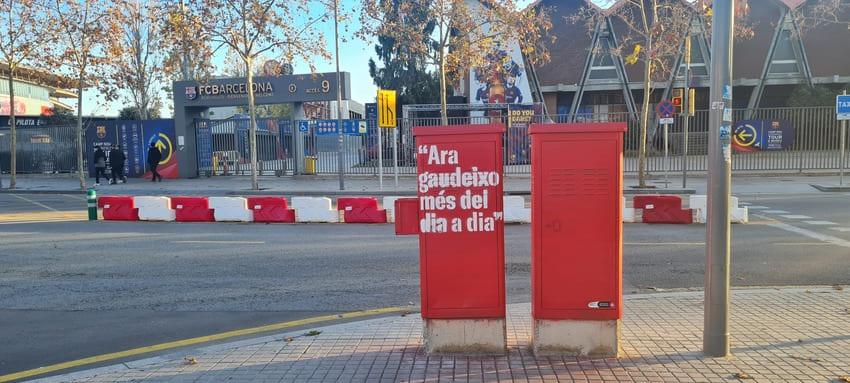 No Estem Sols Intervenció_Octavi Serra_Rebobinart 2