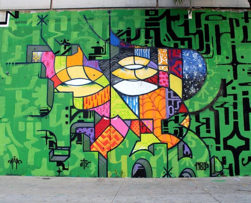 block jam wallspot RAUL DE DIOS