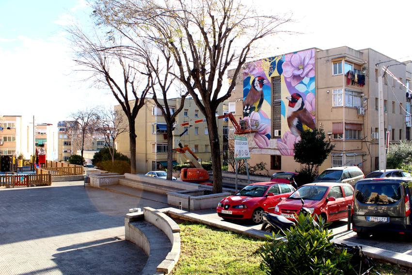 Mural de les Aus_Des 2020_Irene Lopez 10