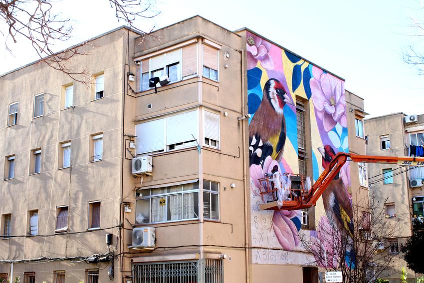 Mural de les Aus_Des 2020_Irene Lopez 11