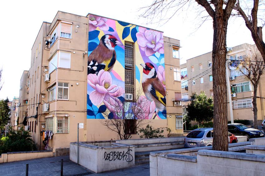 Mural de les Aus_Des 2020_Irene Lopez 13