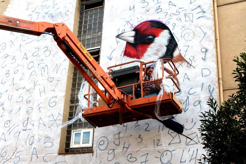 Mural de les Aus_Des 2020_Irene Lopez 3