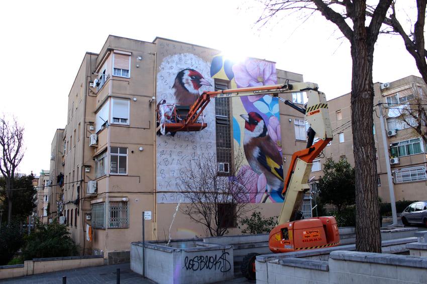 Mural de les Aus_Des 2020_Irene Lopez 7