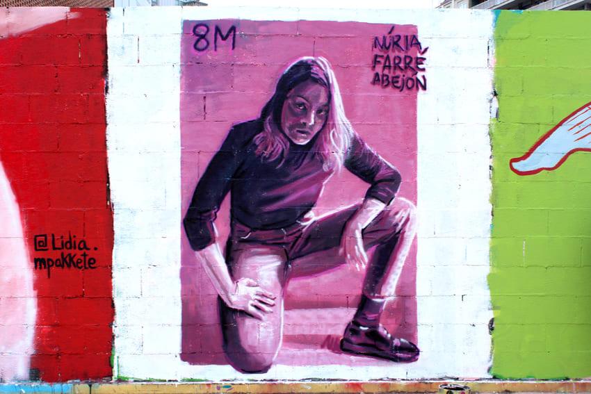 WOMART JAM 8M 2021_Núria Farré