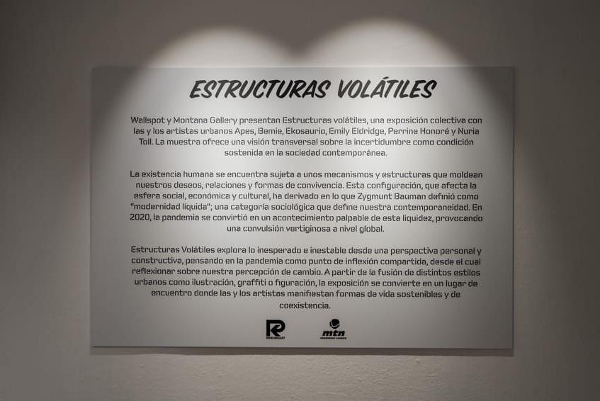 Estructuras Volatiles